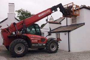 Plant Hire in Cornwall